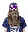 Beardski lyžiarska maska vyhľadávateľ