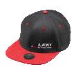 Leki Snapback Cap #Red