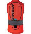Atomic Live Shield Vest Amid M - červená - :