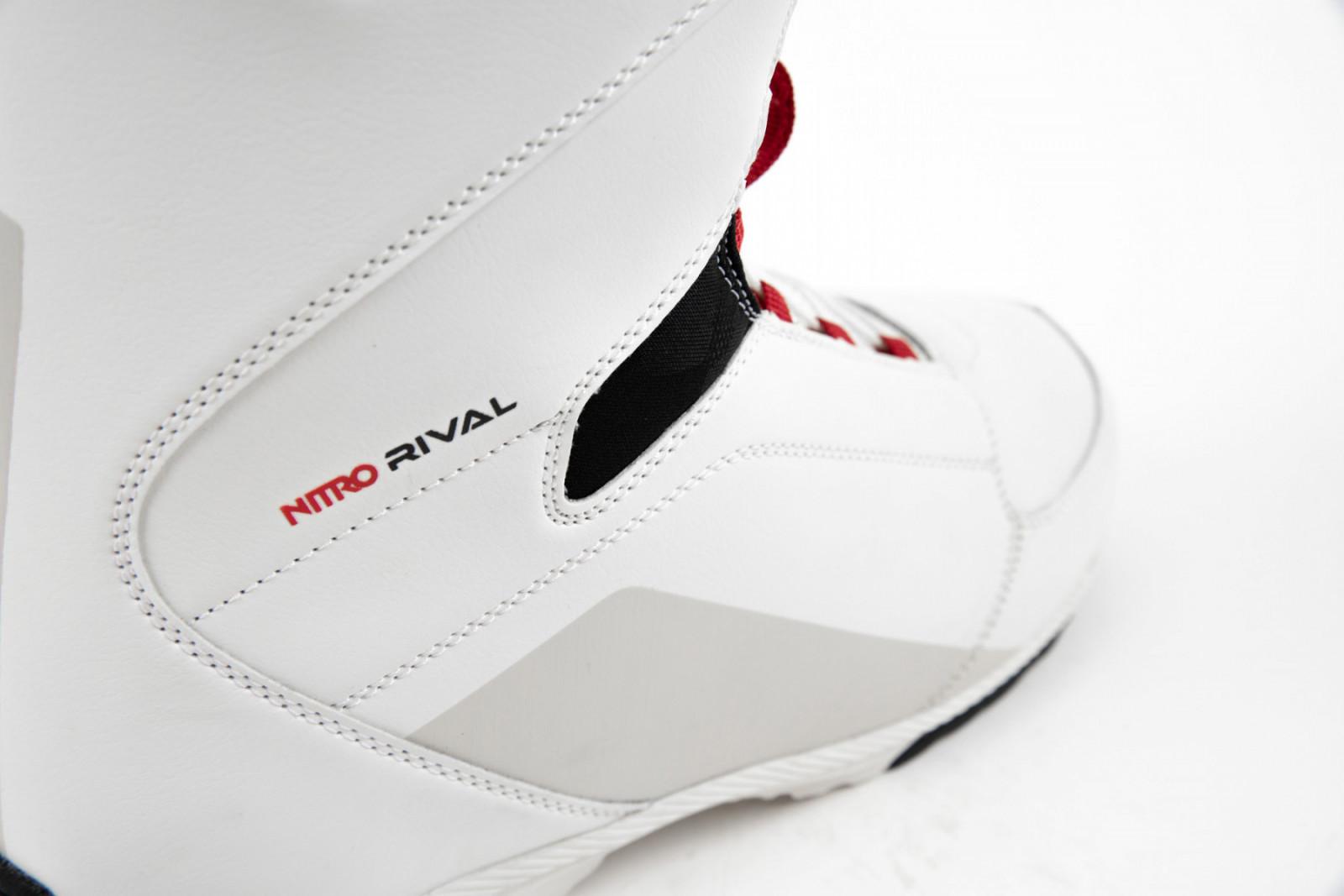 Nitro Rival TLS - white-black-red 2020/2021.