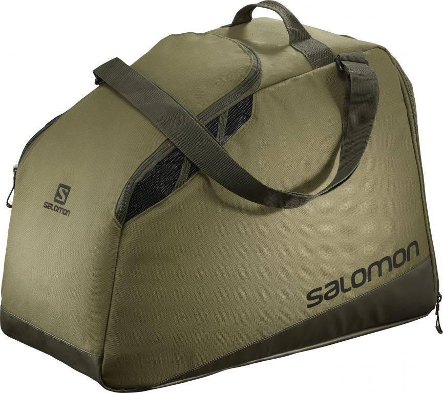 Salomon Extend Max Gearbag - zelená 2020/2021.