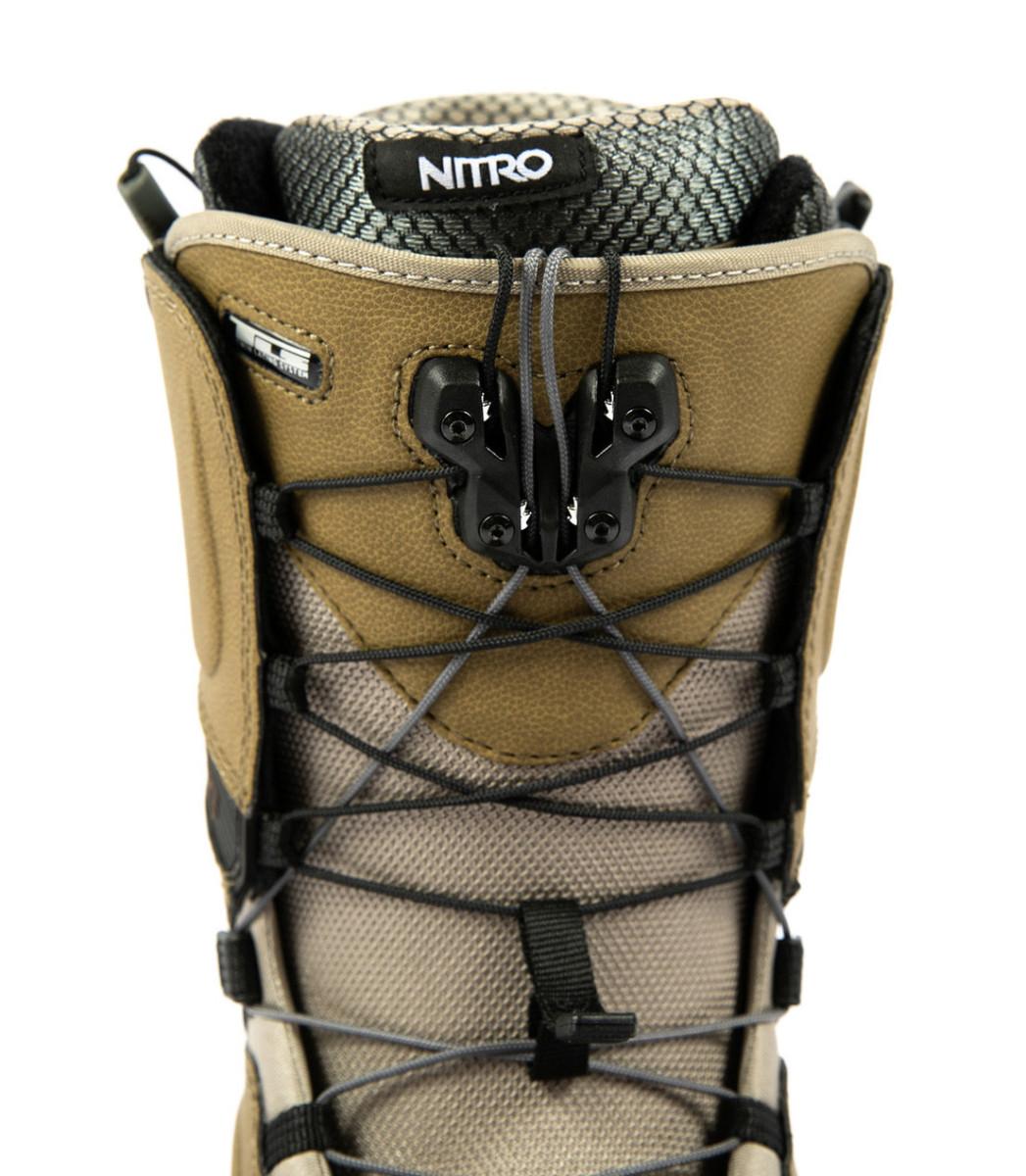 Nitro Team TLS - olive-black 2020/2021.