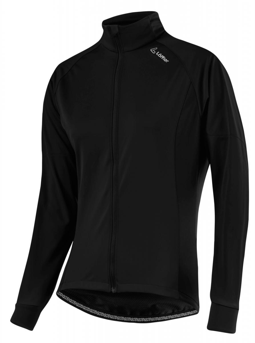 Löffler Bunda Trentino WS Softshell - čierna Veľkosť oblečenia: XS.