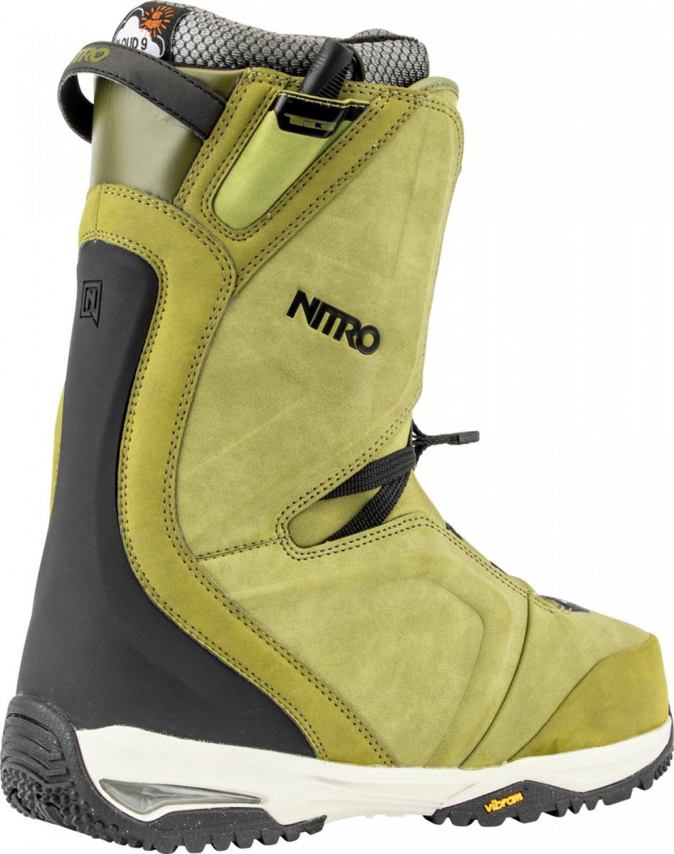 Nitro TEAM TLS - two tone green 2019/2020.