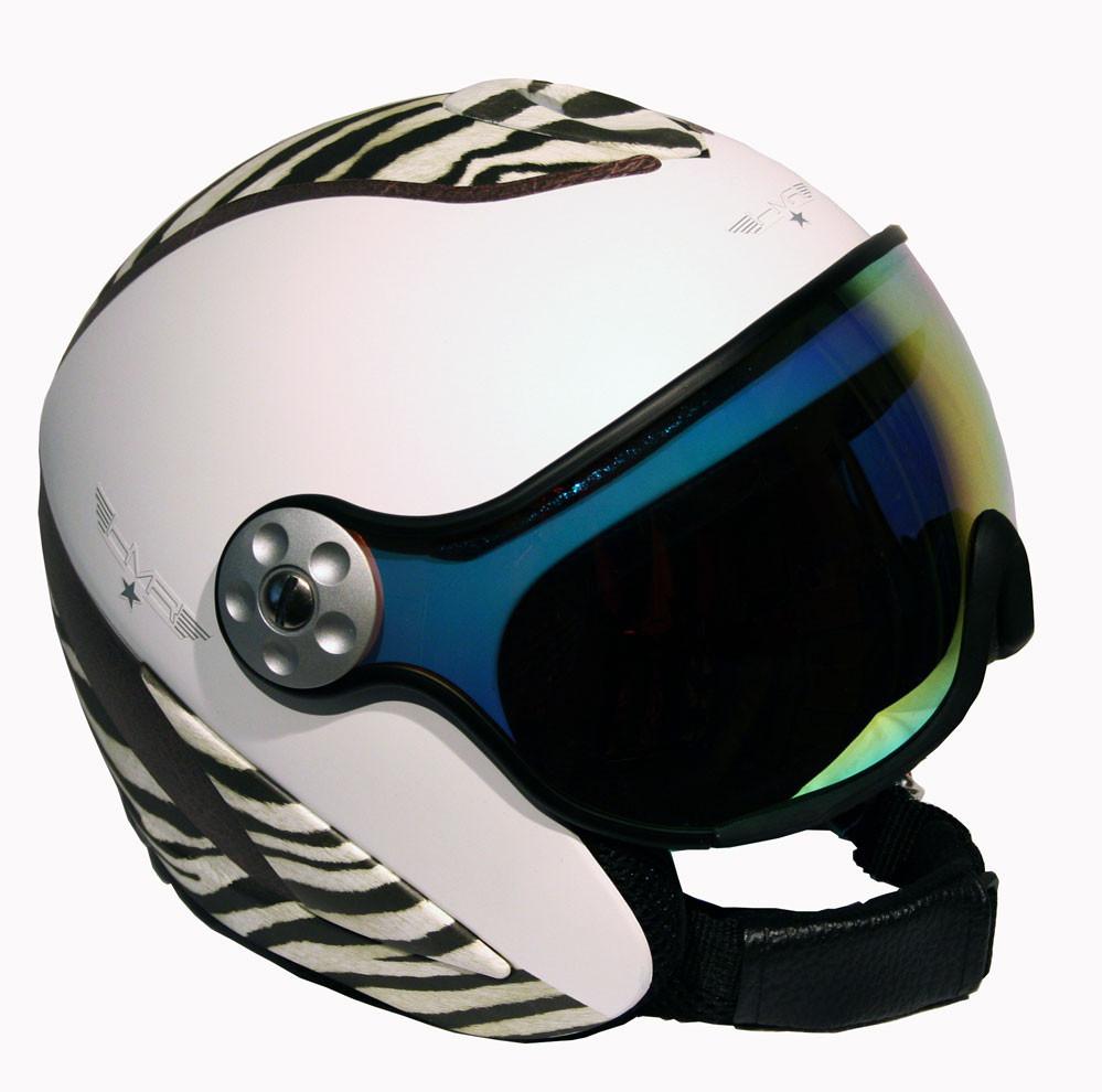 Hammer H2 zebra / White / LTHR.