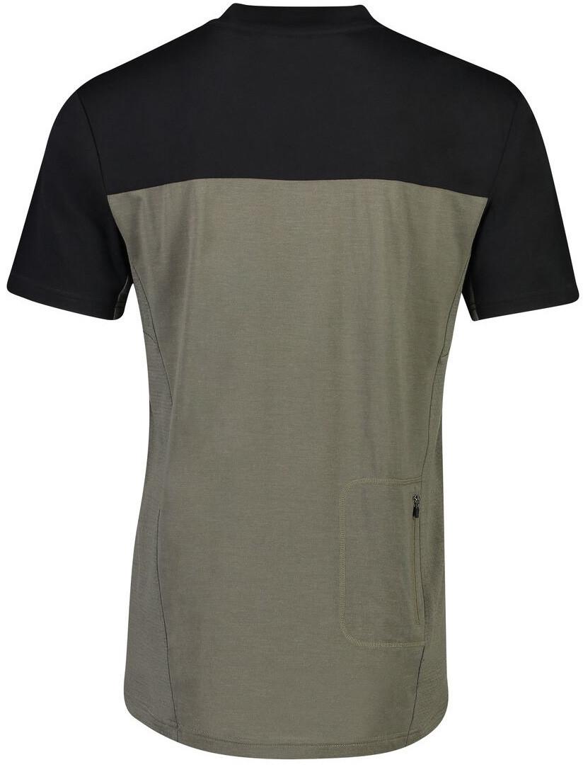 Mons Royale Redwood Enduro VT - olive / black Veľkosť oblečenia: XL.