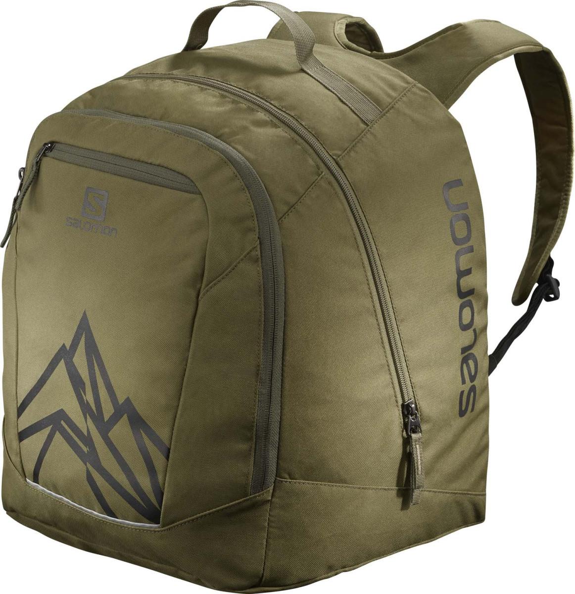 Salomon Original Gear Backpack - zelená 2020/2021.