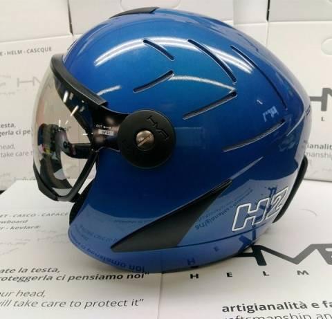 Hammer H2 R electric blue + štít VTS1 2020/2021.
