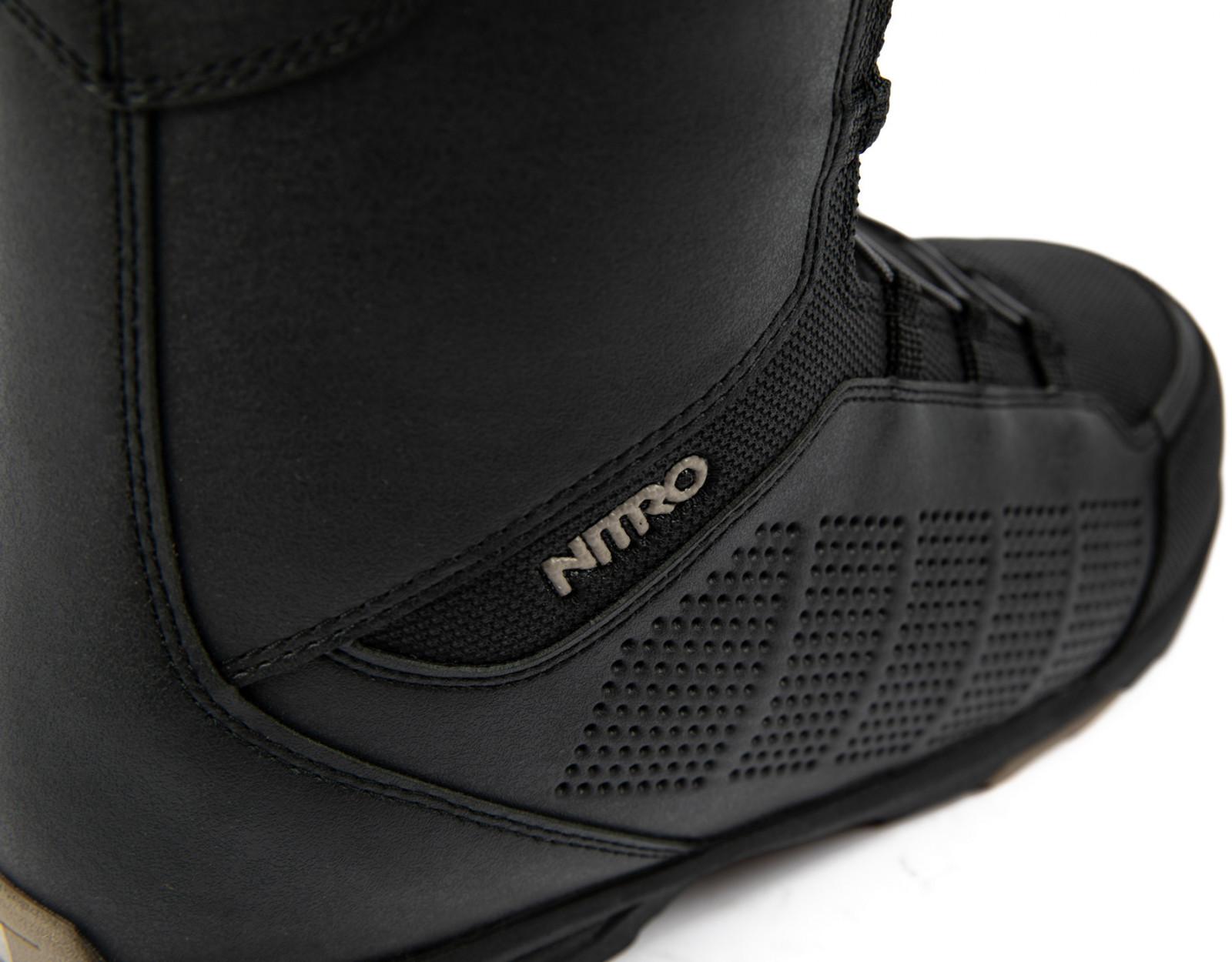 Nitro Thunder TLS - Black 2020/2021.