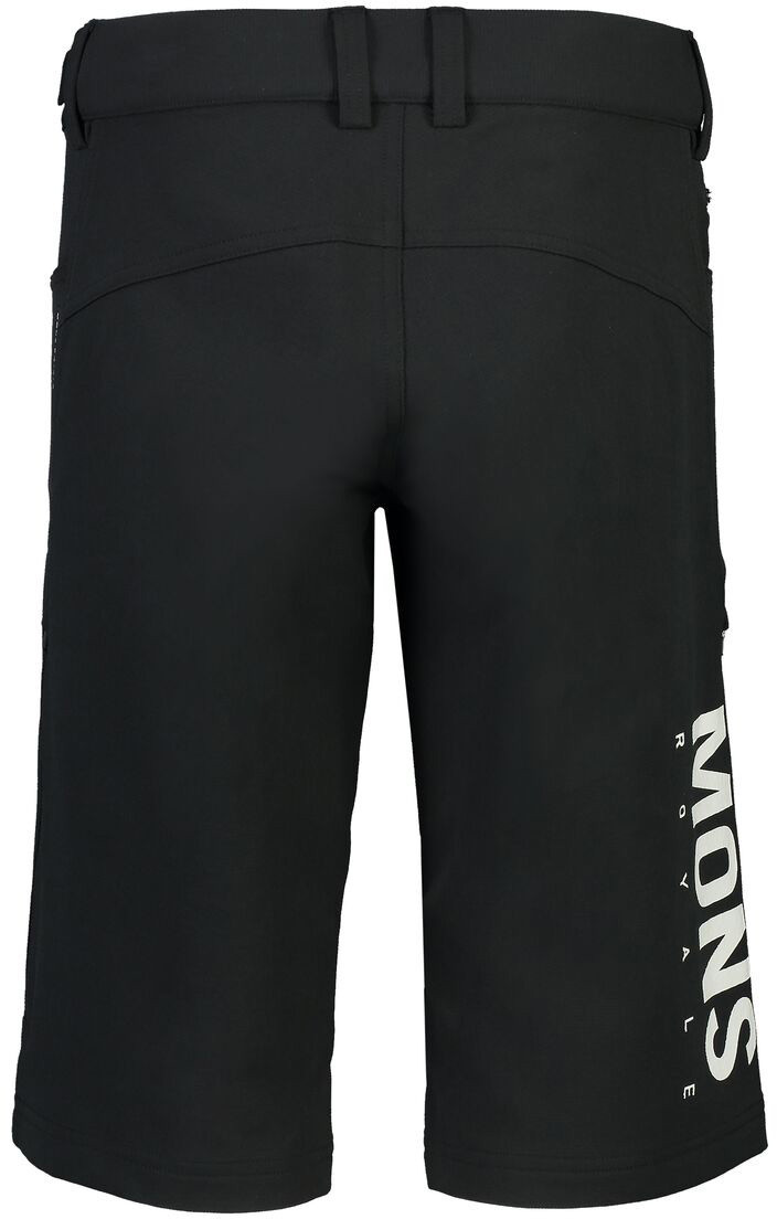 Mons Royale Momentum 2.0 Bike Shorts - Black :.