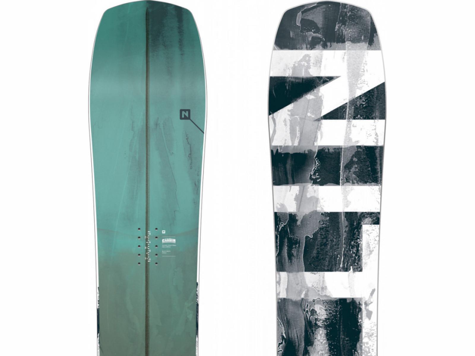 Nitro Squash Youth Dĺžka snowboardu: 142 cm.