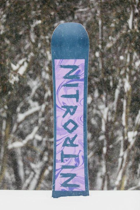 Nitro T3 Dĺžka snowboardu: 155 cm.