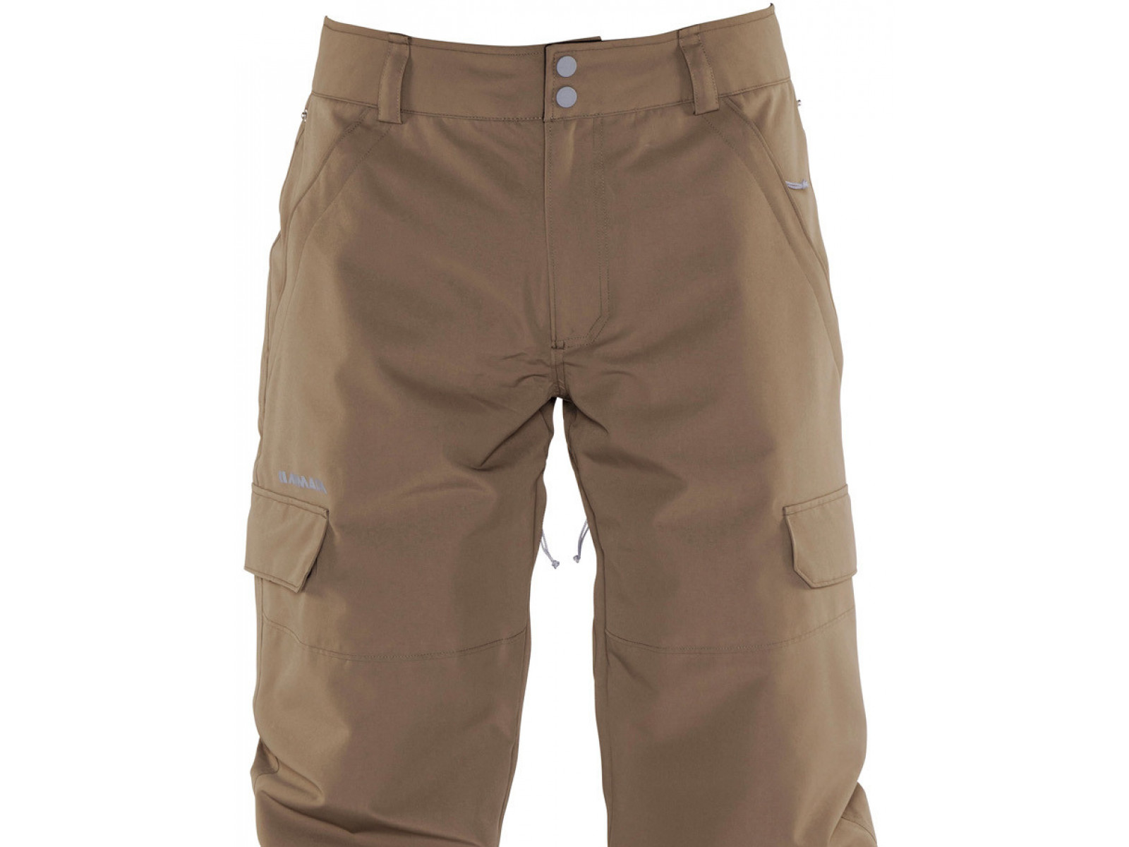 Armada Union Insulted Pant - hnedá Veľkosť oblečenia: XL.
