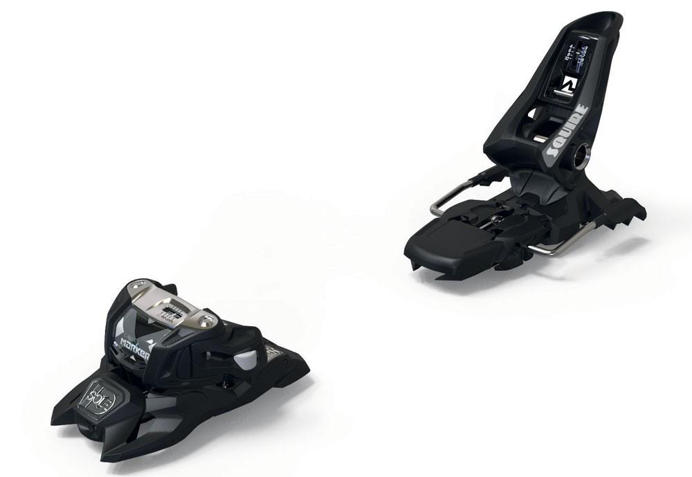 Marker Squire 11 ID, 110mm - čierna 2020/2021.