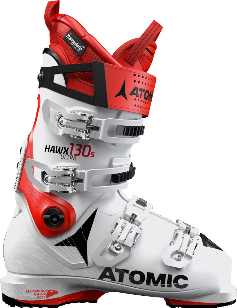 Atomic Hawx Ultra 130 S - biela