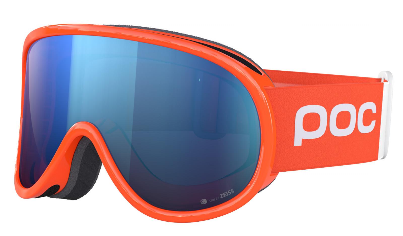 POC Retina Clarity Comp - oranžová