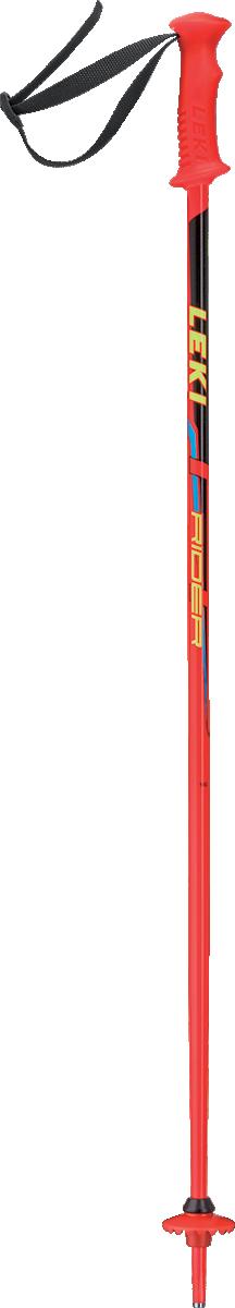 Leki Rider - červená