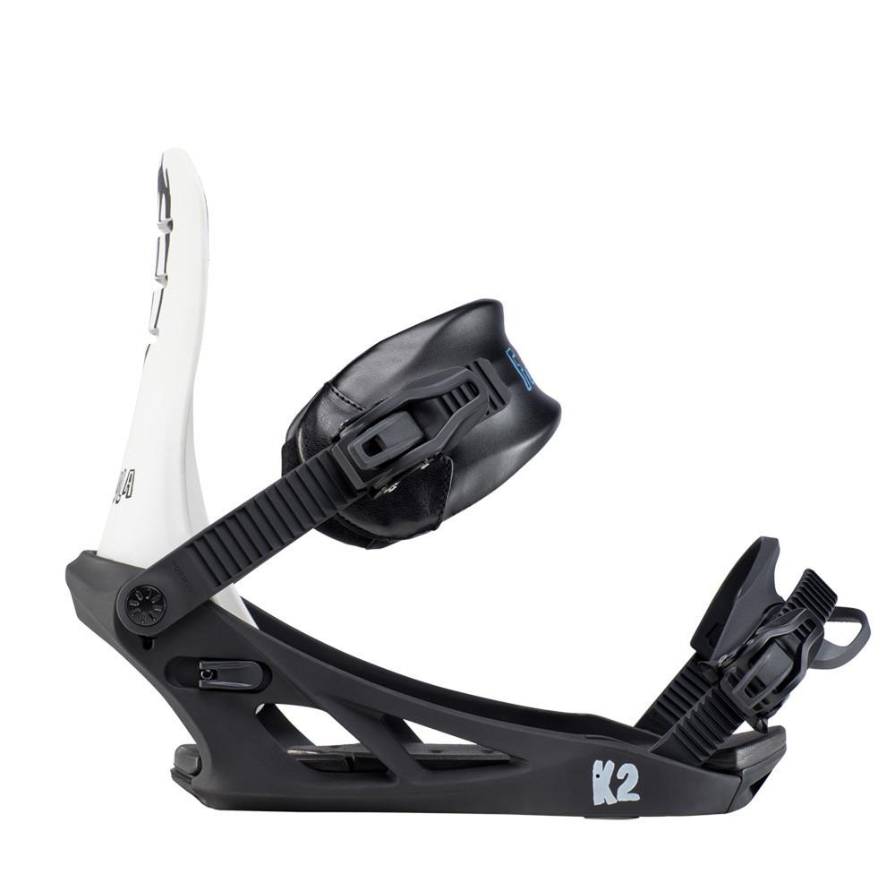 K2 Formula - čierna / biela