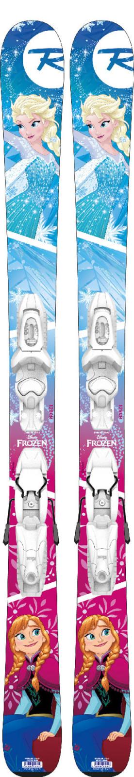 Rossignol Frozen Kid-X + Kid-X 4