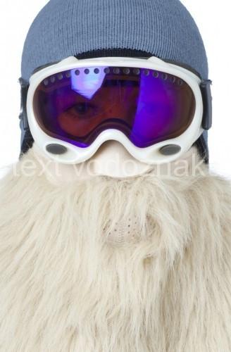 Beardski lyžiarska maska VIKING