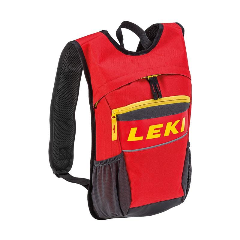 Leki Backpack - červená