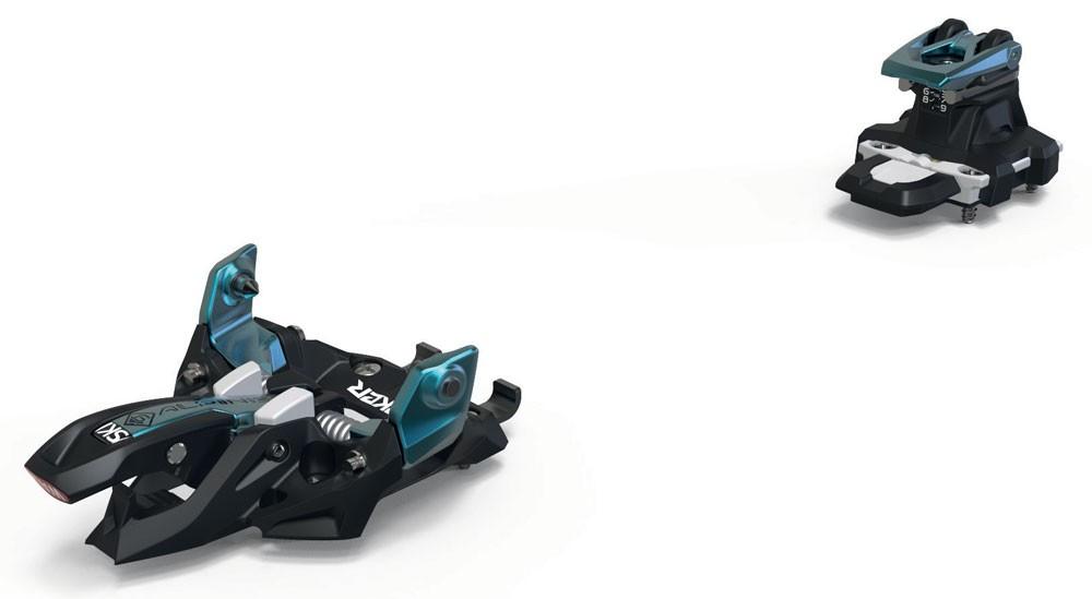 Marker Alpinist 9 - čierna / modrá