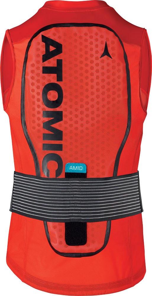 Atomic Live Shield Vest Amid M - červená