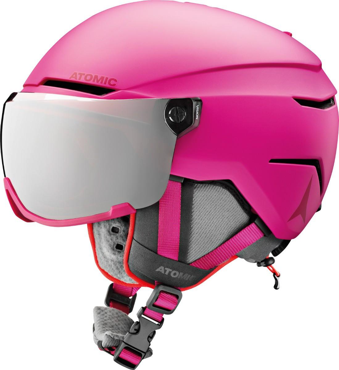 Atomic SAVOR Visor Jr - ružová