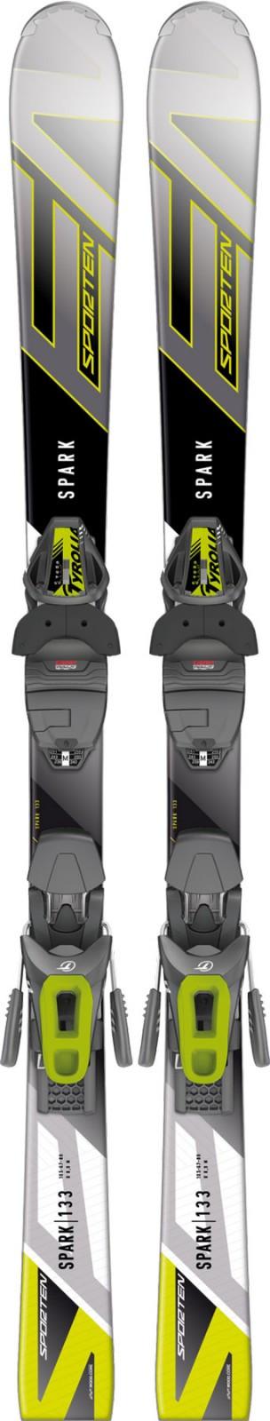 Sporten Spark Jr + SLR 9