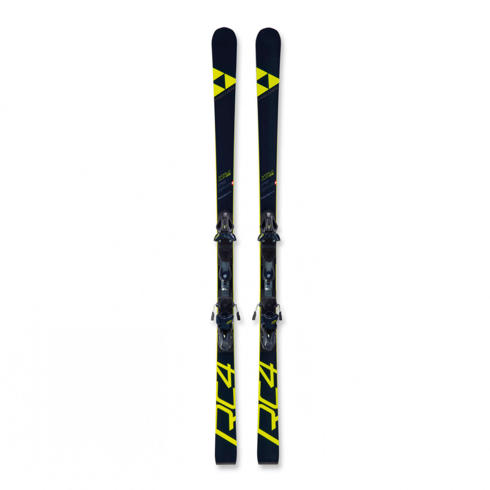 Fischer RC4 Worldcup GS jr. Curve Booster + RC4 Z9