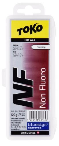 TOKO NF Hot Wax - červený 120g