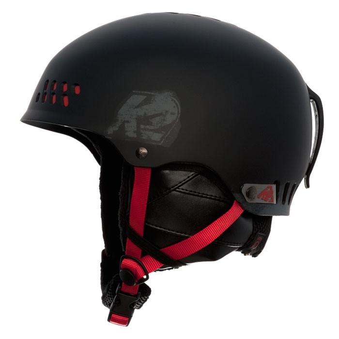 K2 Phase Pro - čierna / červená