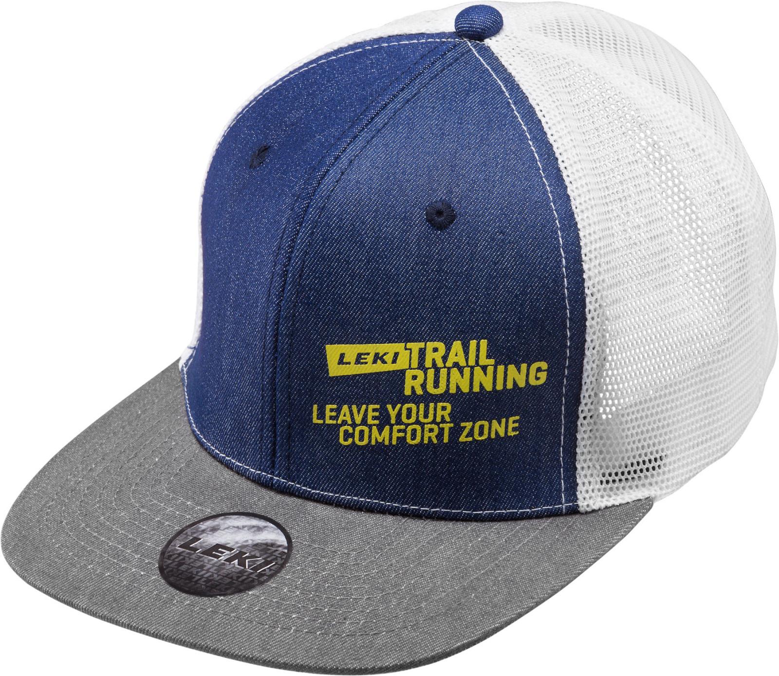 Leki Trail Running Trucker Cap