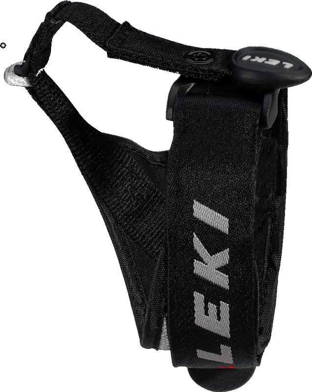 Leki Trigger S Vario Strap M-L-XL - čierna