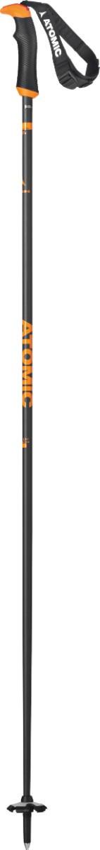 Atomic AMT Carbon SQS - šedá / oranžová