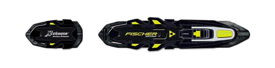 Fischer Bežecké viazanie Xcelerator ROLLERSKI NIS 2017/18
