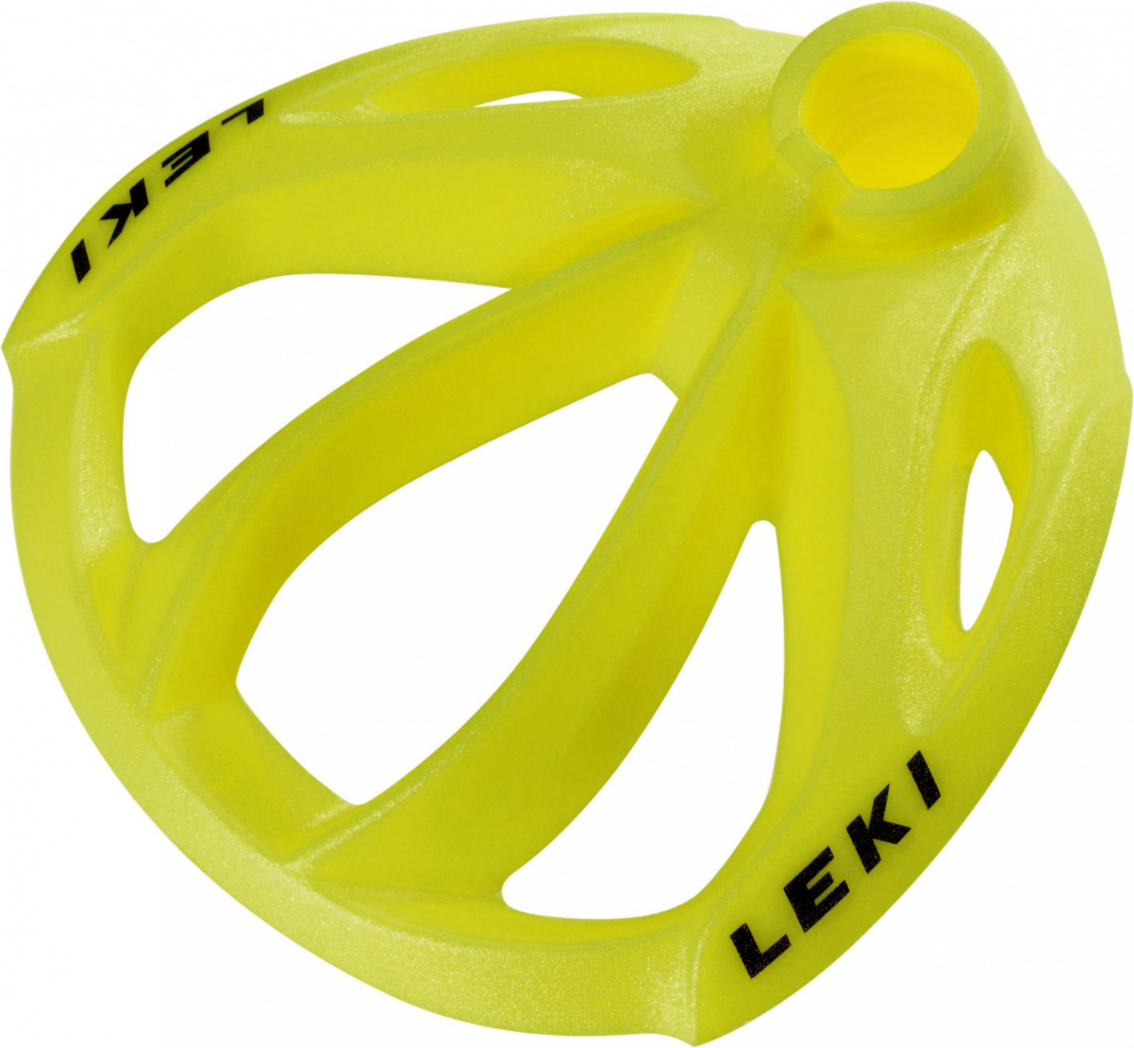 Leki Contour Basket 90mm - žltá