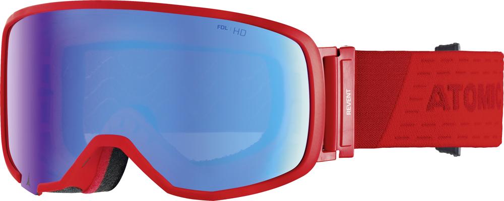 Atomic Revent S FDL HD - červená / modrá