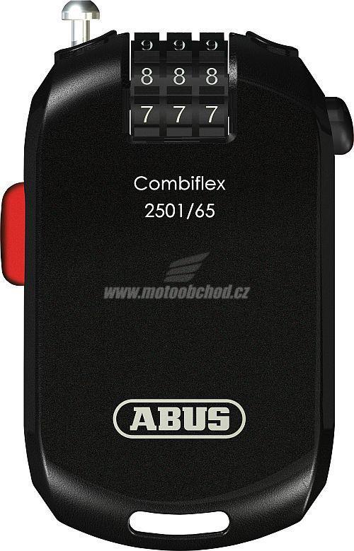 Abus lankový zámok COMBIFLEX 2501/65 C / SB