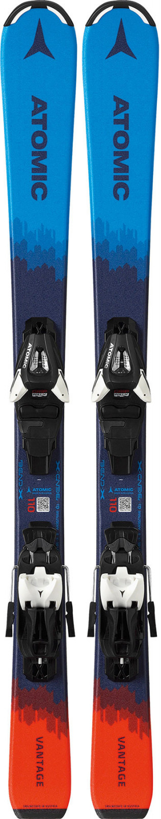 Atomic Vantage Jr 100-120cm + C5 GW