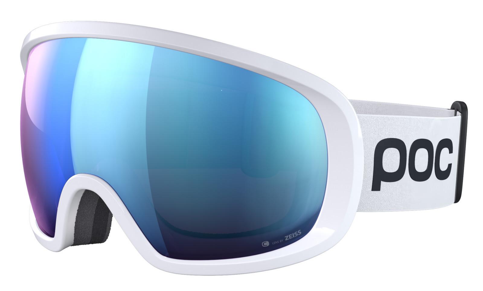 POC Fovea Clarity Comp - biela