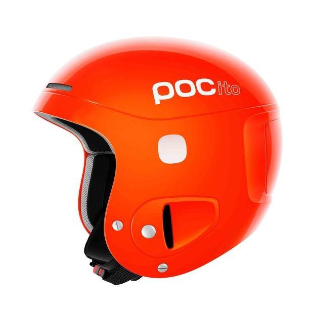 POC Pocit Skull - oranžová
