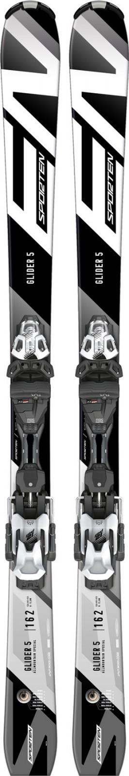 Sporten Glider 5 + PRD 12