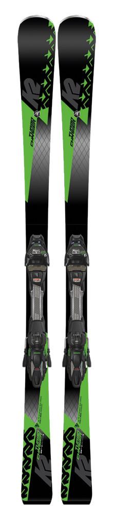 K2 Turbo Charger + MXC 12 TCX Light Quikclik - testovacie lyže