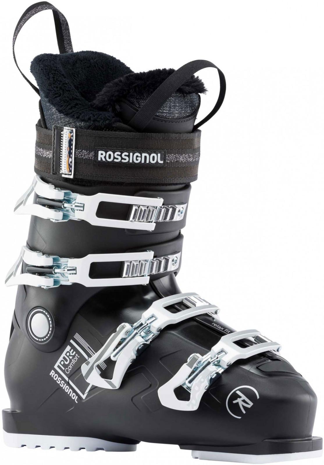 Rossignol Pure Comfort 60 - čierna