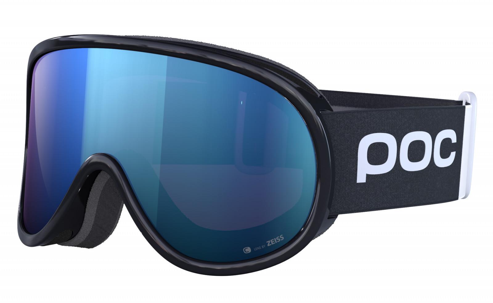POC Retina Clarity Comp - čierna