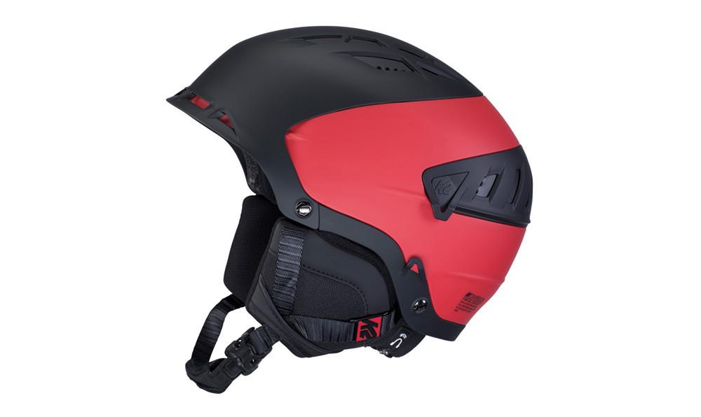K2 Diversion - čierna / červená