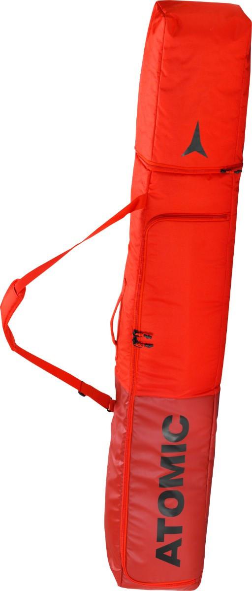 Atomic Double Ski Bag - červená