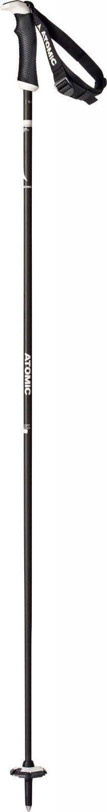 Atomic AMT Carbon SQS - čierna / biela