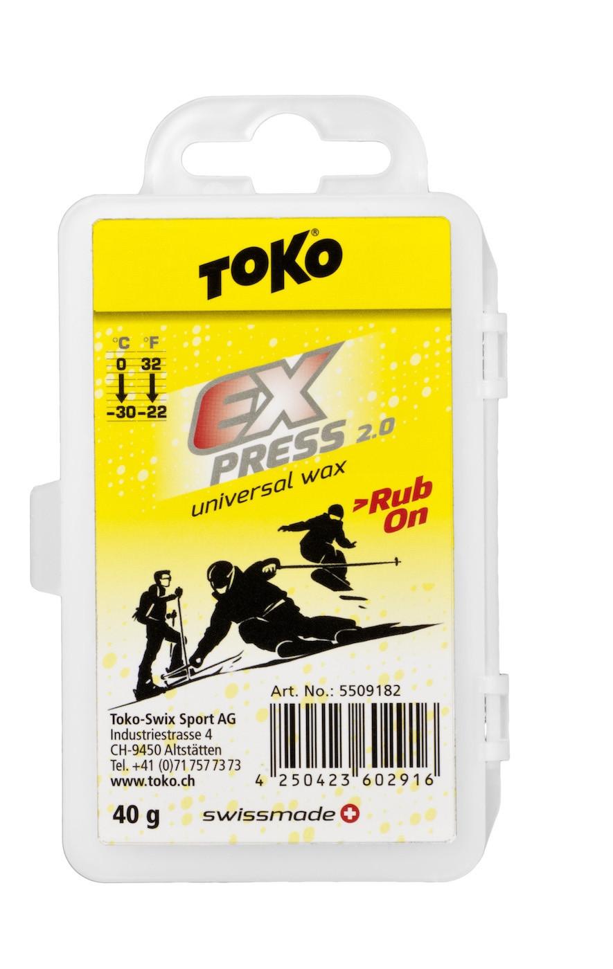 TOKO Express Rub On - 40g